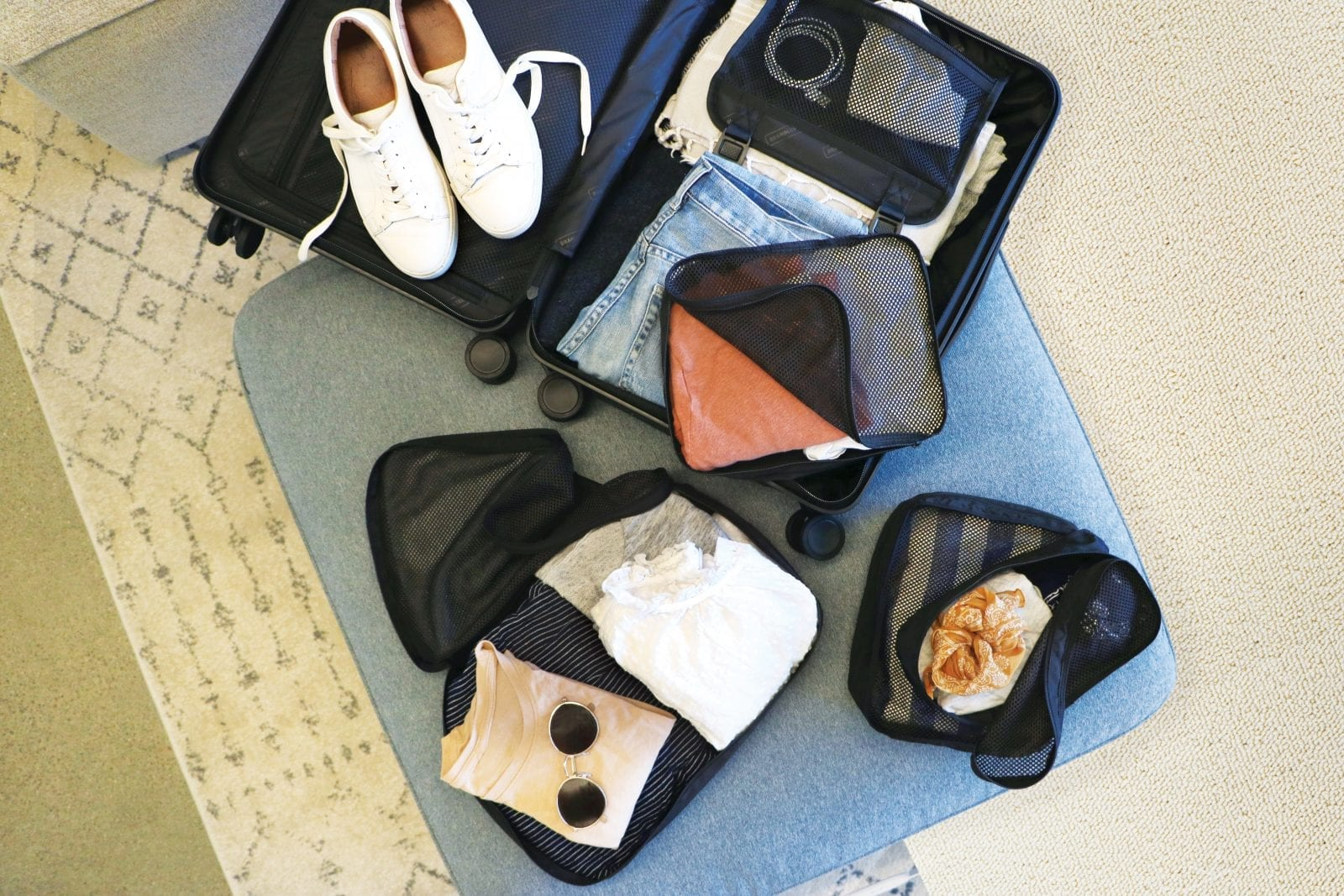 Packing for Style and Fun