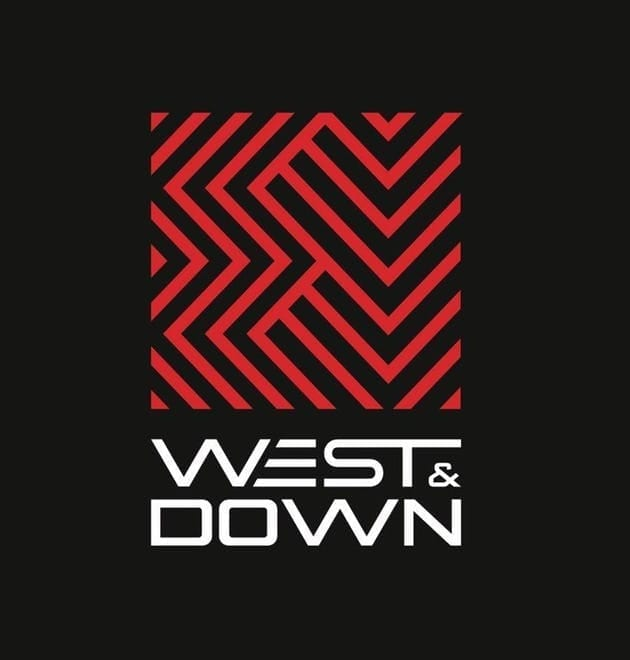 West & Down