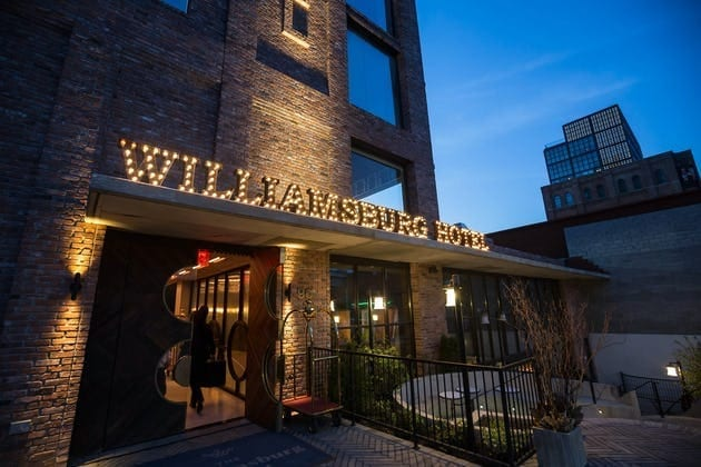 The Williamsburg Hotel