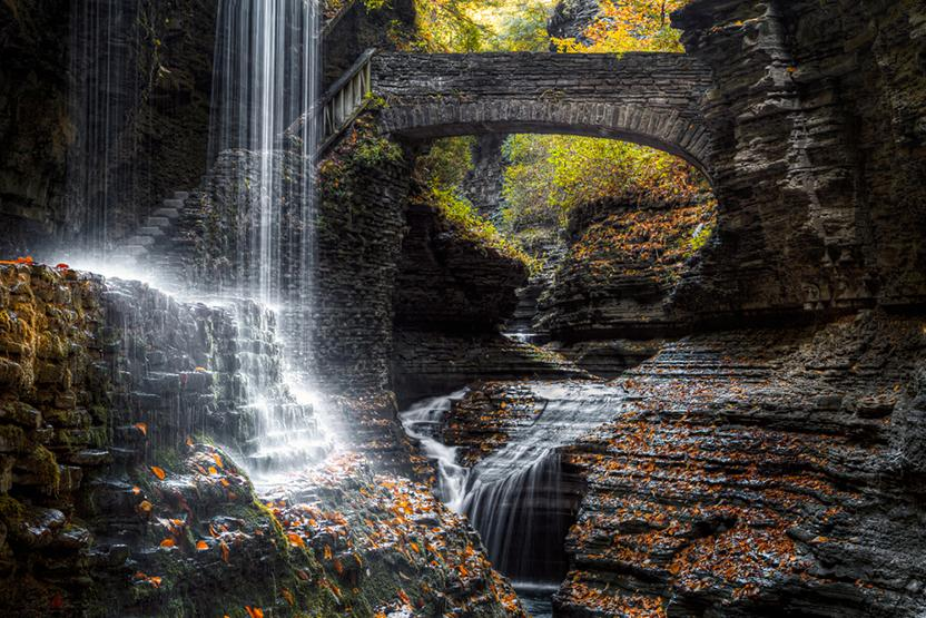 Ithaca is Gorges and Waterfall Tour