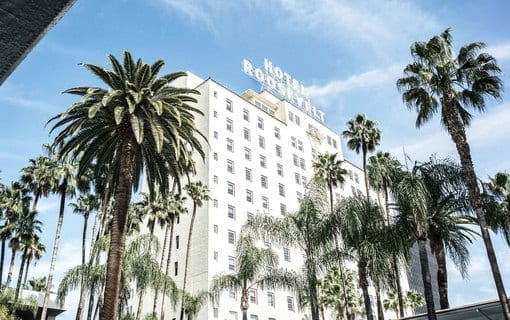 The Hollywood Roosevelt Los Angeles