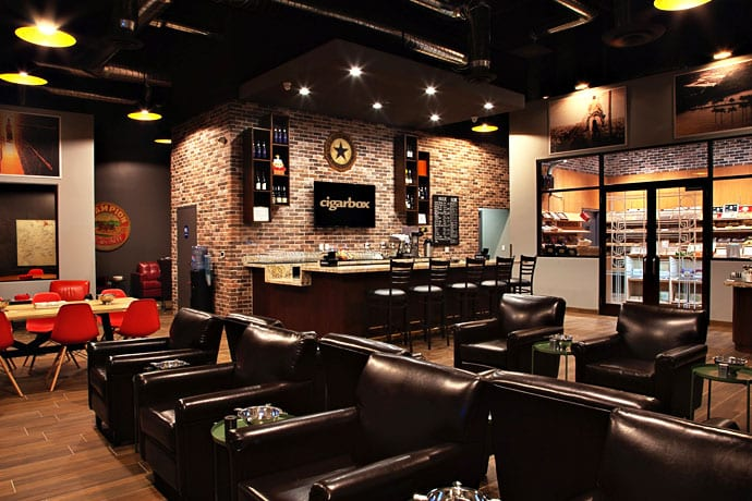 A Hospitable Den of Japanese Whiskey and Boutique Cigars