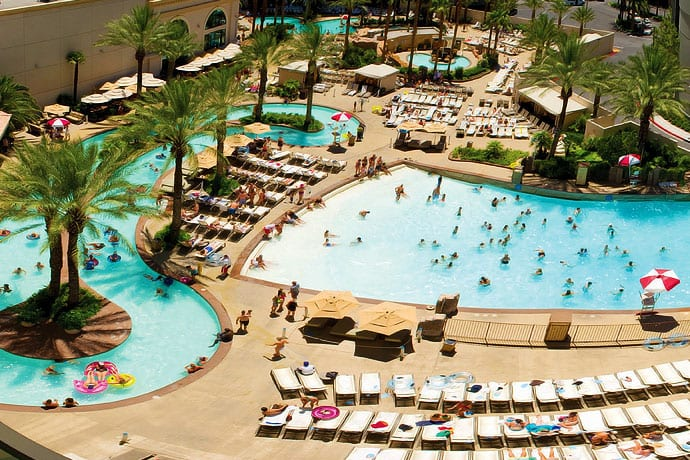 Vegas Pool Openings and Upgrades