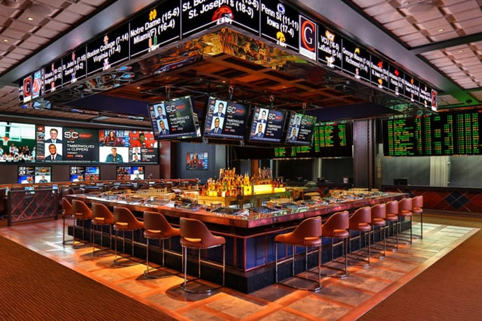 Race & Sports Book Is Reborn at the Cosmopolitan