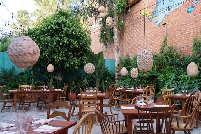 Fresh Seafood and Wood-Fired Meats From One of Mexico City's Best