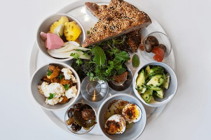 Rabbit Feasts, Turkish Breakfast and Soju Punch from the Madcapra Duo