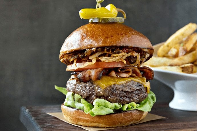 The State of LA Burgers