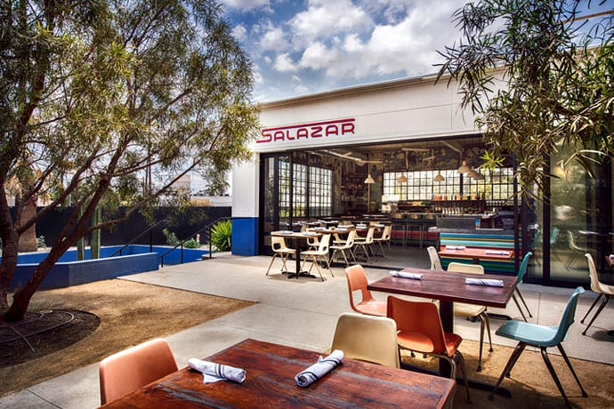 A Sonoran Beer Garden Rises in Frogtown