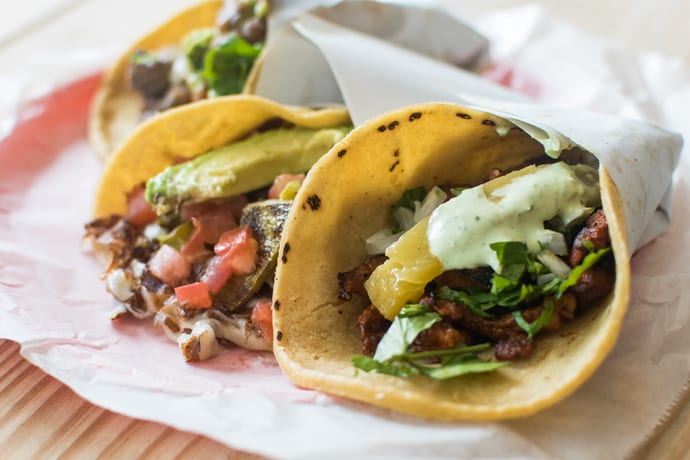 A Major Taco Party with a Secret Omakase on the Side
