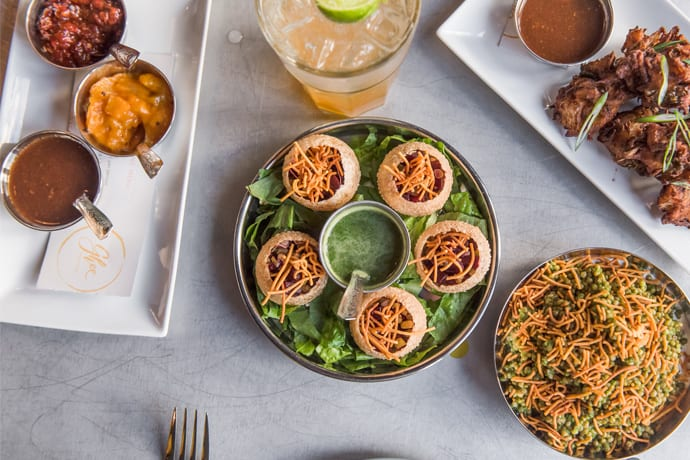 Chef Niven Patel Brings His Ghee Indian Kitchen to the Design District