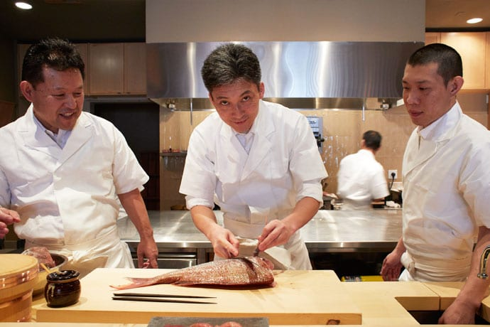 A Sushi Ran Chef Has Just Staked a Claim on Polk