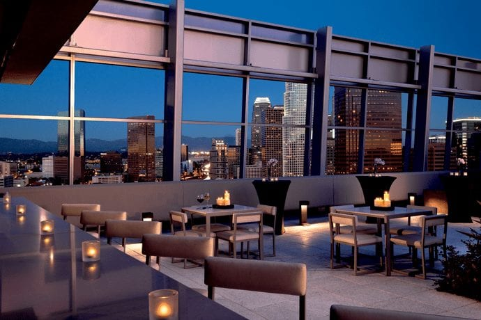 The Finest New Patios in Los Angeles