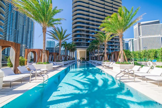 There's Not One, But Two SLS Hotels on Brickell Now