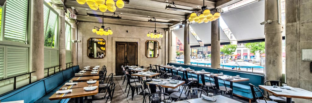 Bocce USQ: An Open-Air Gem for Pizza and Bocce in the Heart of Union Square