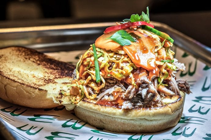 The Latest in Not-Boring Lunches Near Bryant Park