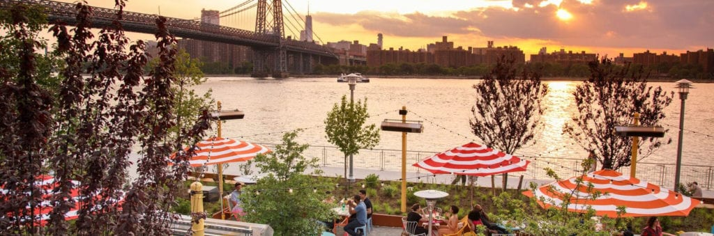 New York's Seven Best Fireworks Barges, Bars and Rooftops