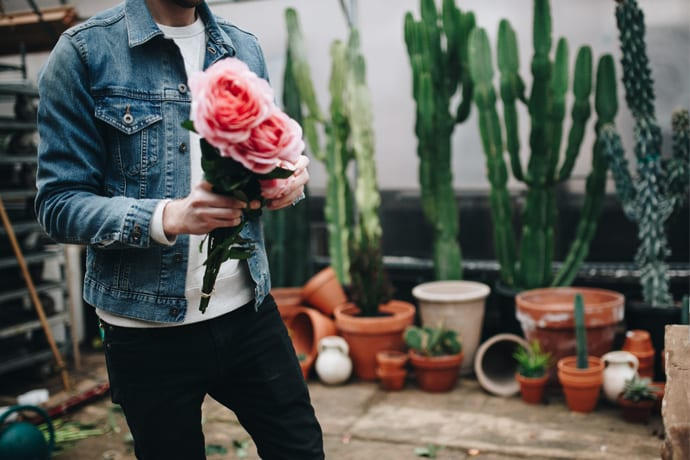 You Can and Should Leave Kith With a Gratis Bouquet Today