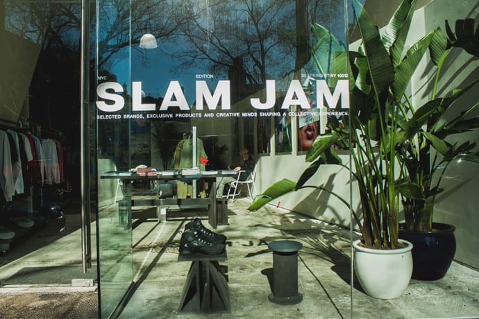 You've Got One More Day to Visit Slam Jam's SoHo Pop-Up