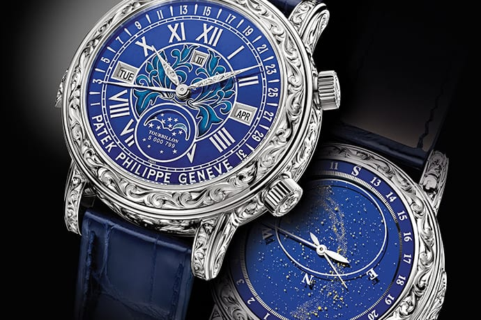 Patek Phillipe's Two-Story Watch Exhibition Is a Must