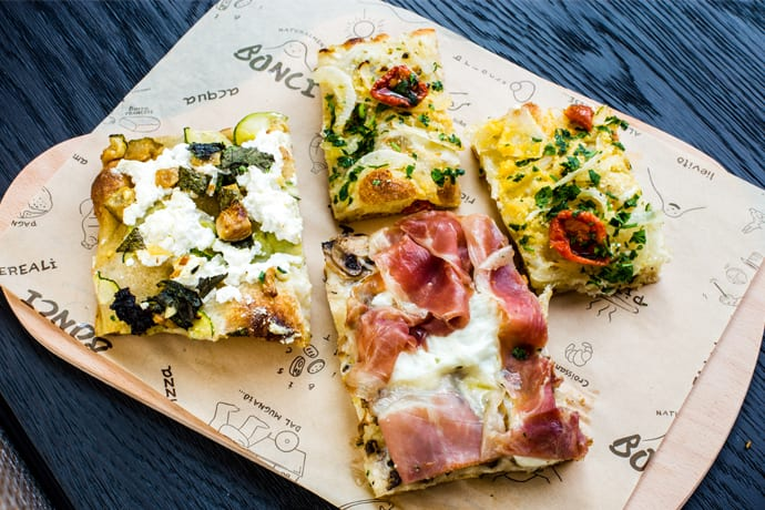 One of Rome's Finest Pizzerias Sets Up Shop in the West Loop