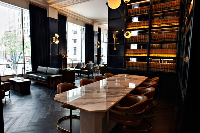 This Is the Sexiest Law Office* You've Ever Seen