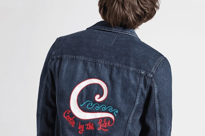 Suede Bombers, Heroic Denim and Casual Things by Way of Venice Beach